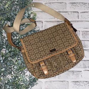Coach Small Messenger Bag